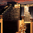 A nice photo of the MGM Grand