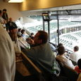 AutoCAD Team Outing at a Oakland A's Baseball Game