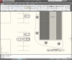 StarBacks AutoCAD Field Example Completed