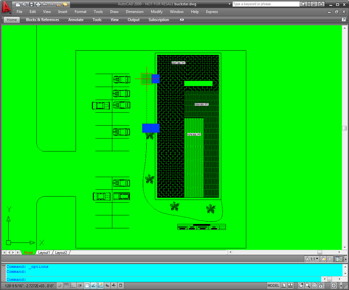 Office AutoCAD Pranks (Between the Lines)