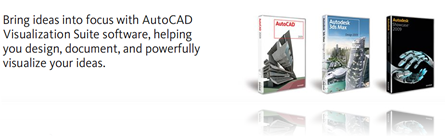 AutoCAD Visualization Suite