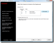 Creating AutoCAD 2010 Deployment Image