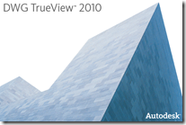 Autodesk DWG TrueView 2010 Splash Screen
