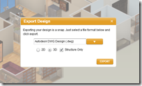 Autodesk Project Dragonfly Export