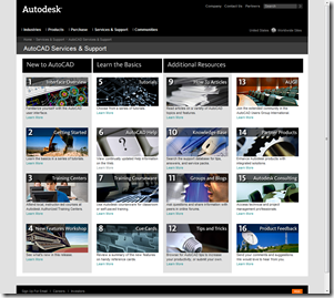 AutoCAD 2010 Learning Resources