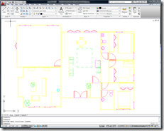 Autodesk Project Dragonfly Export 2D DWG file in AutoCAD 2010