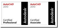 Autodesk AutoCAD 2010 Certification