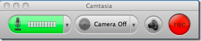 Camtasia for the Mac