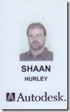 Shaans Autodesk Badge 1998