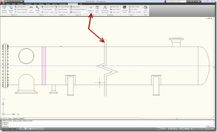 AutoCAD Break-line