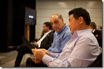 Carl Bass  Autodesk CEO, and Ron Okamoto VP of Apple discuss the iPad