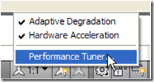 AutoCAD 2011 Performance Tuner
