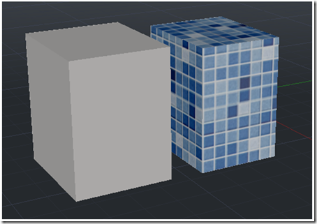 """AutoCAD 2011 Real time in viewport """"rendering like"""" material display"""