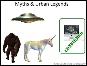 Myths and Urban Legends