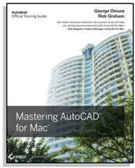 Mastering AutoCAD for the Mac