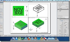 Novedge log in AutoCAD for Mac