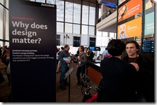 """Autodesk """"The Gallery"""" at TED 2011"""