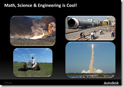 Math, Science & Engineering Careers are cool!
