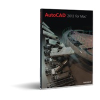 AutoCAD 2012 for the Mac Box