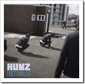 "Australian band The Hunz ""I Get Chills"""