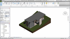 Autodesk Revit LT 3D BIM Model