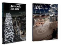 3ds Max & 3ds Max Design Boxes