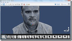Shaan in 3D Mesh in Autodesk Project Photofly 2