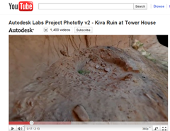 Kiva Ruins at Towerhouse Video on YouTube