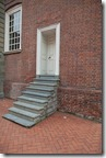 Photo of Independence Hall Stairs