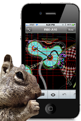 "Apple iPhone 4S ""Squirrel"""