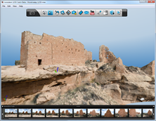 Hovenweep National Monument in 123D Catch