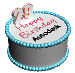 Autodesk's 29th Birthday