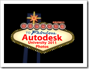 Welcome to Autodesk University 2011 Photos