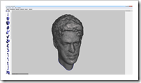 Scott's Head in Autodesk meshmixer