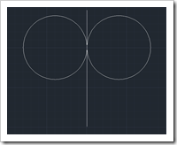 Step 3 of Create Heart in AutoCAD