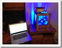 My MakerBot Setup
