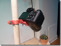 Camera Rig for use with 123D Catch