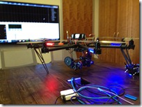 Octo-Copter Training