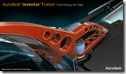 Autodesk Inventor Fusion for Mac Splash Image