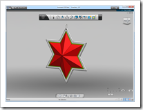Christmas Ornament Design in 123D