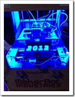 3D Printing 2012 on MakerBot