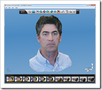 Scott Sheppard Textured Head in Autodesk 123D Catch