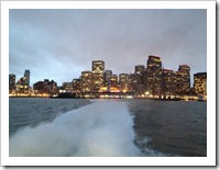 Bay Area Ferry Commute