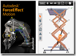 Autodesk® ForceEffect Motion