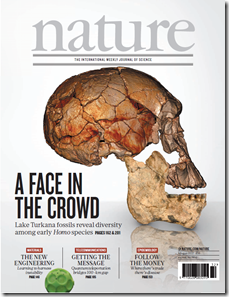 August 2012 Issue of nature
