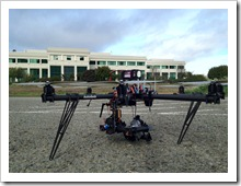 Autodesk's Octo-Copter