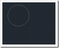 Step 1 of Create Heart in AutoCAD