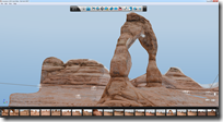 AutoCAD Catch 123D Model of the Delicate Arch