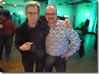 MakerBot CEO Bre Pettis and Me