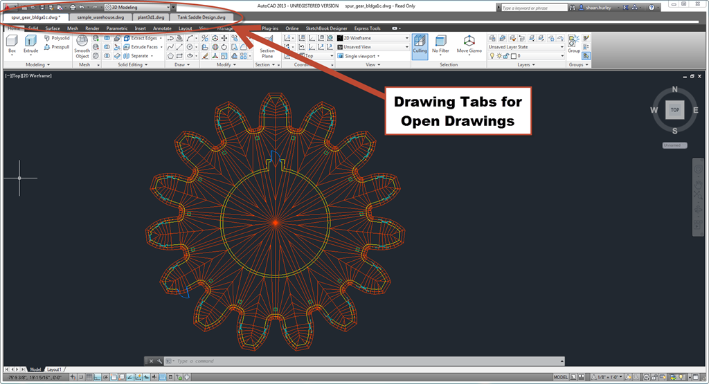 autocad how to open saved copie